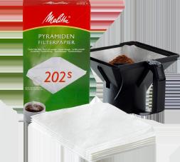 Melitta® 170 - Filtre pyramidal