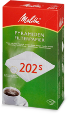 Melitta® 190 - Papier filtre (PA SF 202 S)
