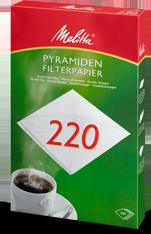 Melitta® 660 - Papier filtre Melitta® 660 (Pa SF 220 G)