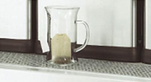 Melitta® 600 - Distribution d'eau chaude