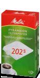 Papier filtre Melitta® PA SF 202 S