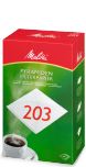 Papier filtre Melitta® PA SF 203 G
