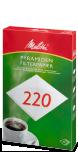 Papier filtre Melitta® PA SF 220 G