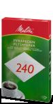 Papier filtre Melitta® PA SF 240 G
