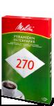 Papier filtre Melitta® PA SF 270