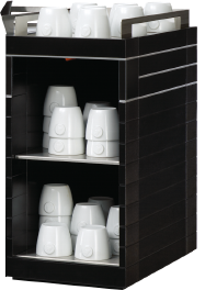 Cafina® ALPHA Coffeeshop-CW - Chauffe-tasses