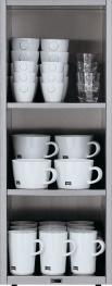 Melitta® cup-breakfast cw - Chauffe-tasses